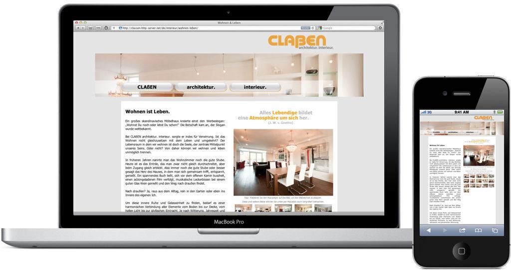 Claßen architektur. interieur. aus Erkelenz - Referenzen | Webportal ...